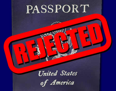 Americans living overseas Passport revoke